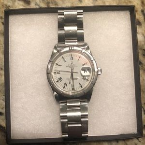 Vintage Rolex Watch (Oyster Perpetual Date)